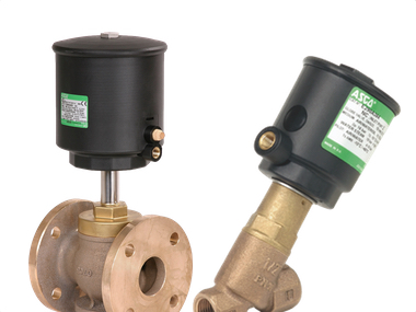 Bronze Pressure Operated Pneumatic Asco Numatics Valves.jpg